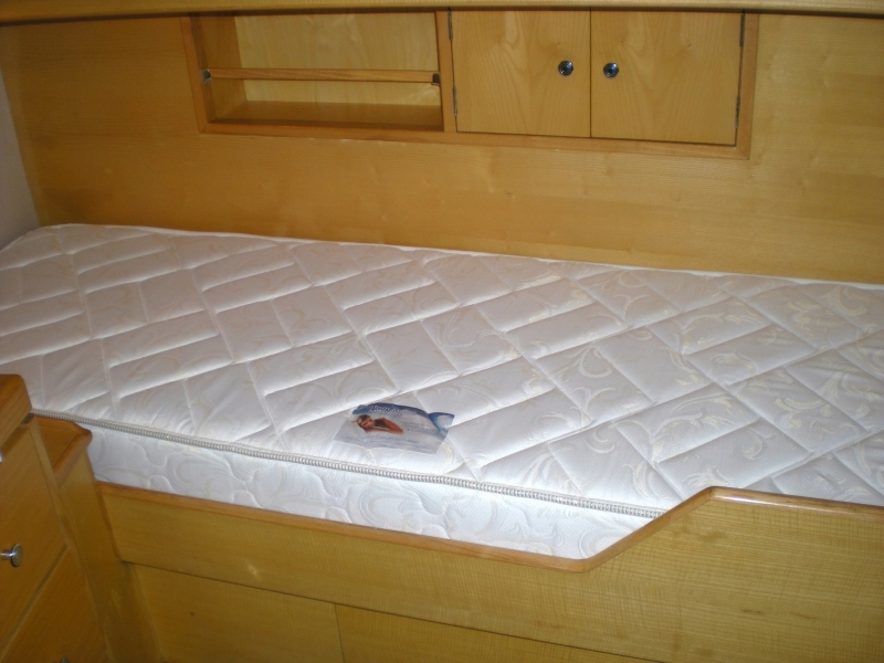 Customized boat mattress