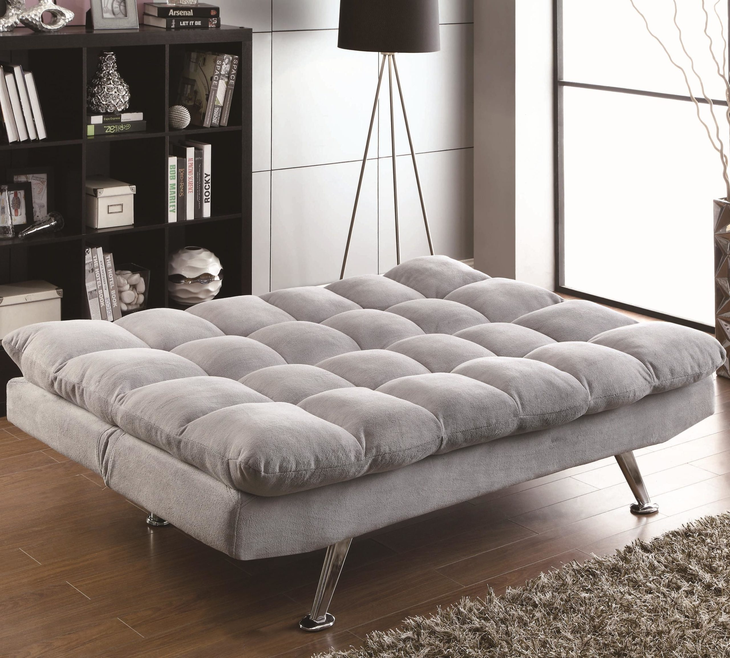 Sofa Bed in Down Position