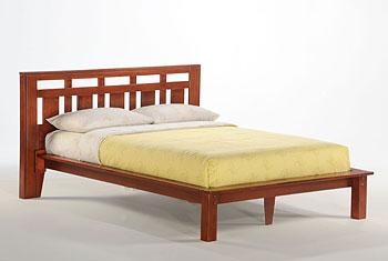 Carmel style bedframe